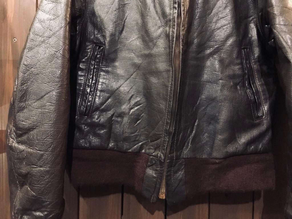 マグネッツ神戸店10/2(水)冬Vintage入荷! #8 Brown Leather Jacket!!!_c0078587_22553274.jpg