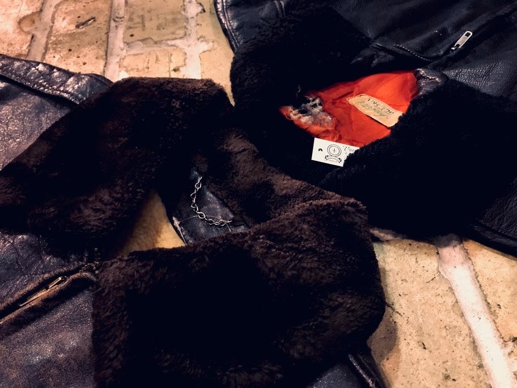 マグネッツ神戸店10/2(水)冬Vintage入荷! #8 Brown Leather Jacket!!!_c0078587_22554252.jpg