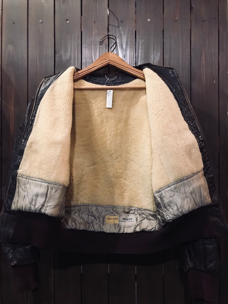 マグネッツ神戸店10/2(水)冬Vintage入荷! #8 Brown Leather Jacket!!!_c0078587_22565265.jpg