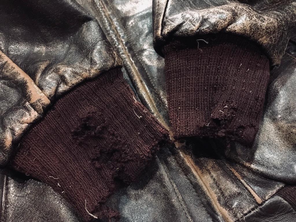 マグネッツ神戸店10/2(水)冬Vintage入荷! #8 Brown Leather Jacket!!!_c0078587_22574618.jpg