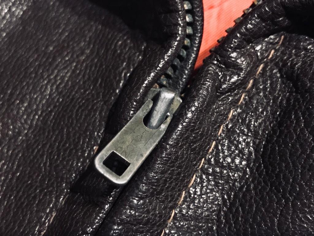 マグネッツ神戸店10/2(水)冬Vintage入荷! #8 Brown Leather Jacket!!!_c0078587_22580551.jpg