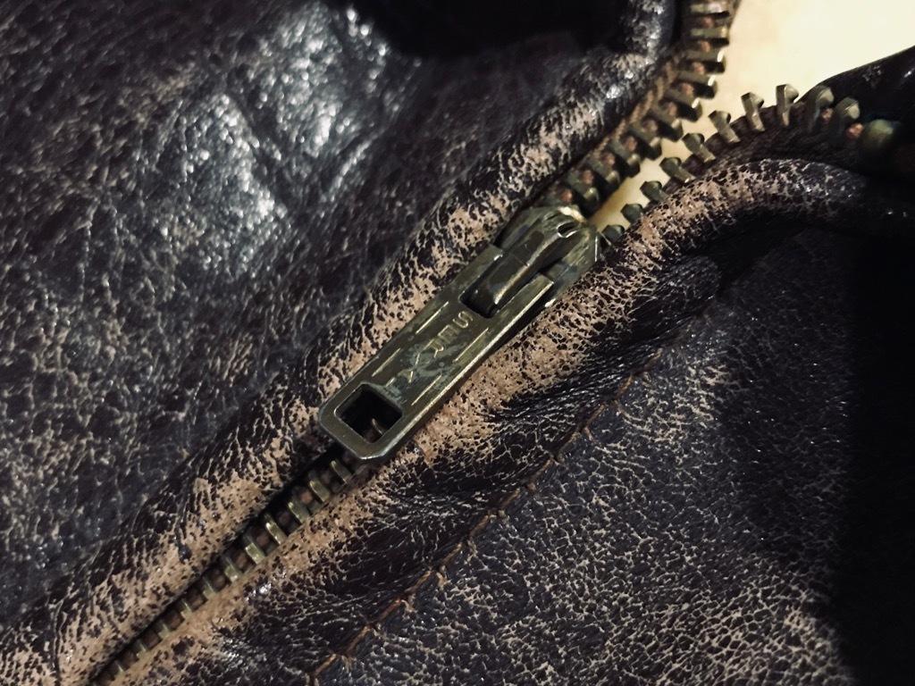 マグネッツ神戸店10/2(水)冬Vintage入荷! #8 Brown Leather Jacket!!!_c0078587_22582657.jpg