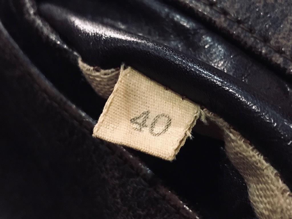 マグネッツ神戸店10/2(水)冬Vintage入荷! #8 Brown Leather Jacket!!!_c0078587_22582706.jpg