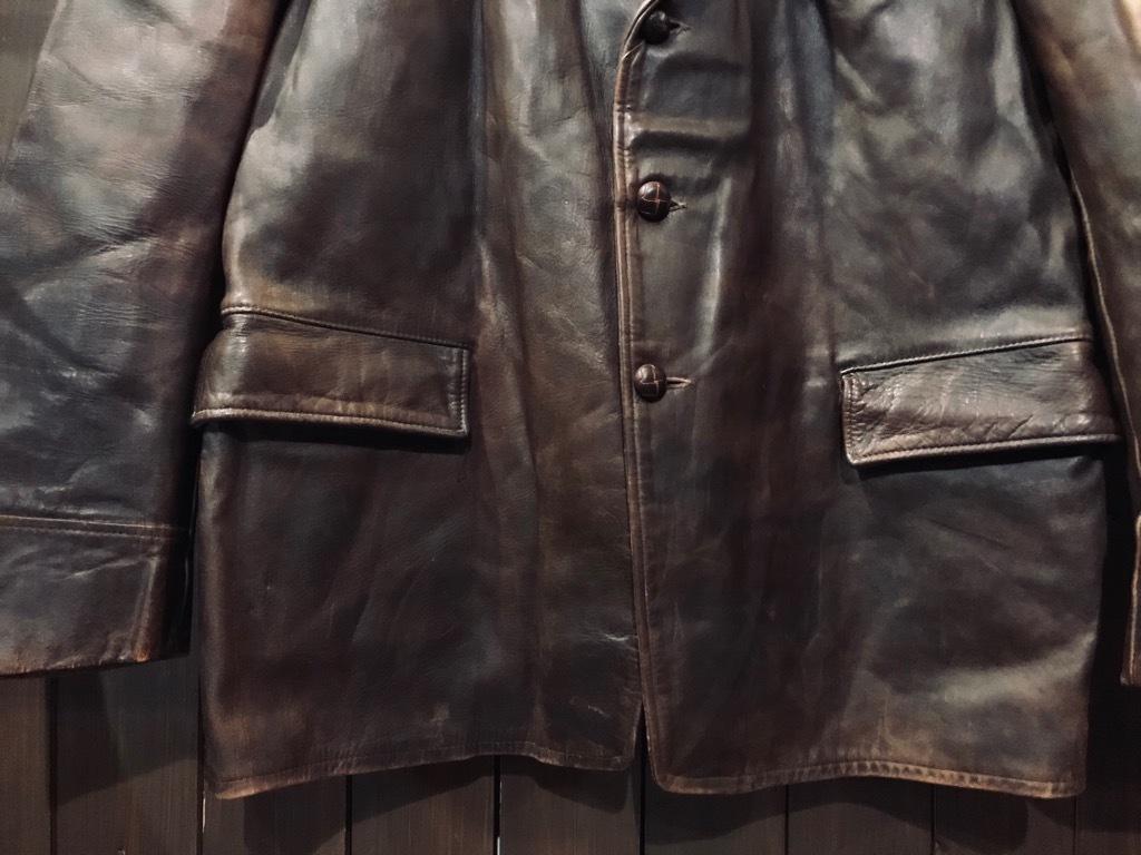 マグネッツ神戸店10/2(水)冬Vintage入荷! #8 Brown Leather Jacket!!!_c0078587_23001525.jpg