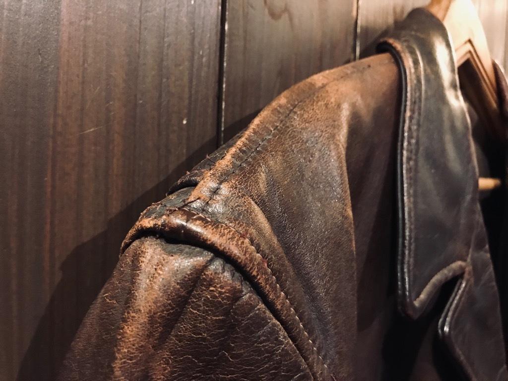 マグネッツ神戸店10/2(水)冬Vintage入荷! #8 Brown Leather Jacket!!!_c0078587_23001532.jpg