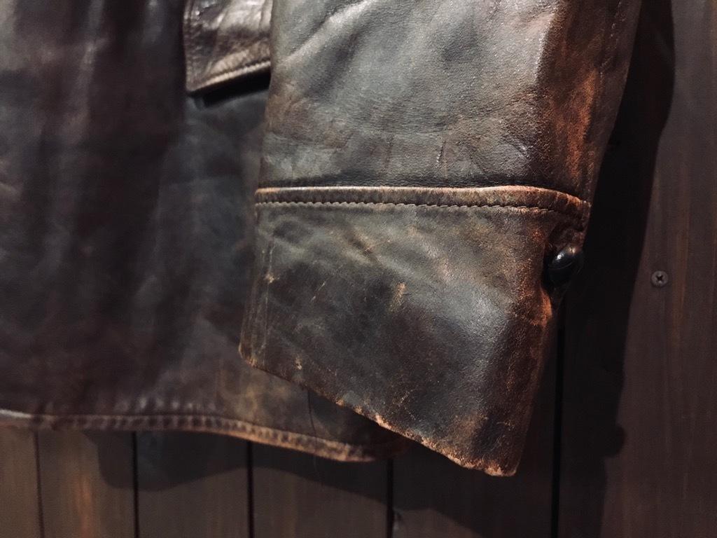 マグネッツ神戸店10/2(水)冬Vintage入荷! #8 Brown Leather Jacket!!!_c0078587_23001543.jpg