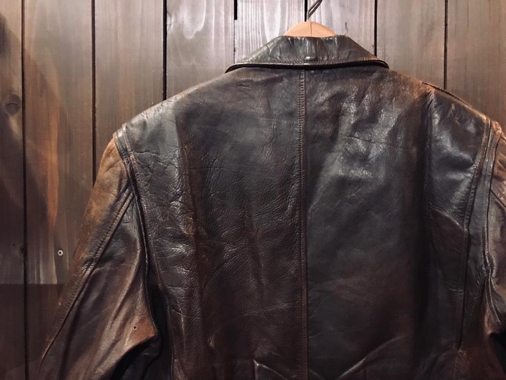 マグネッツ神戸店10/2(水)冬Vintage入荷! #8 Brown Leather Jacket!!!_c0078587_23001611.jpg