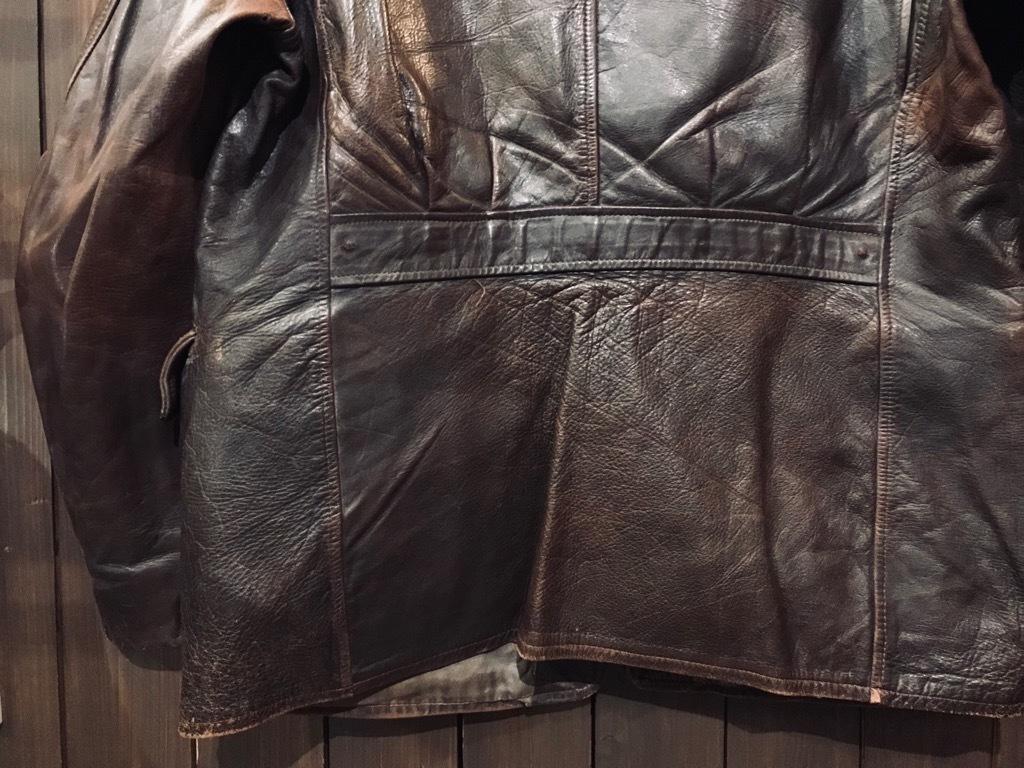 マグネッツ神戸店10/2(水)冬Vintage入荷! #8 Brown Leather Jacket!!!_c0078587_23001660.jpg