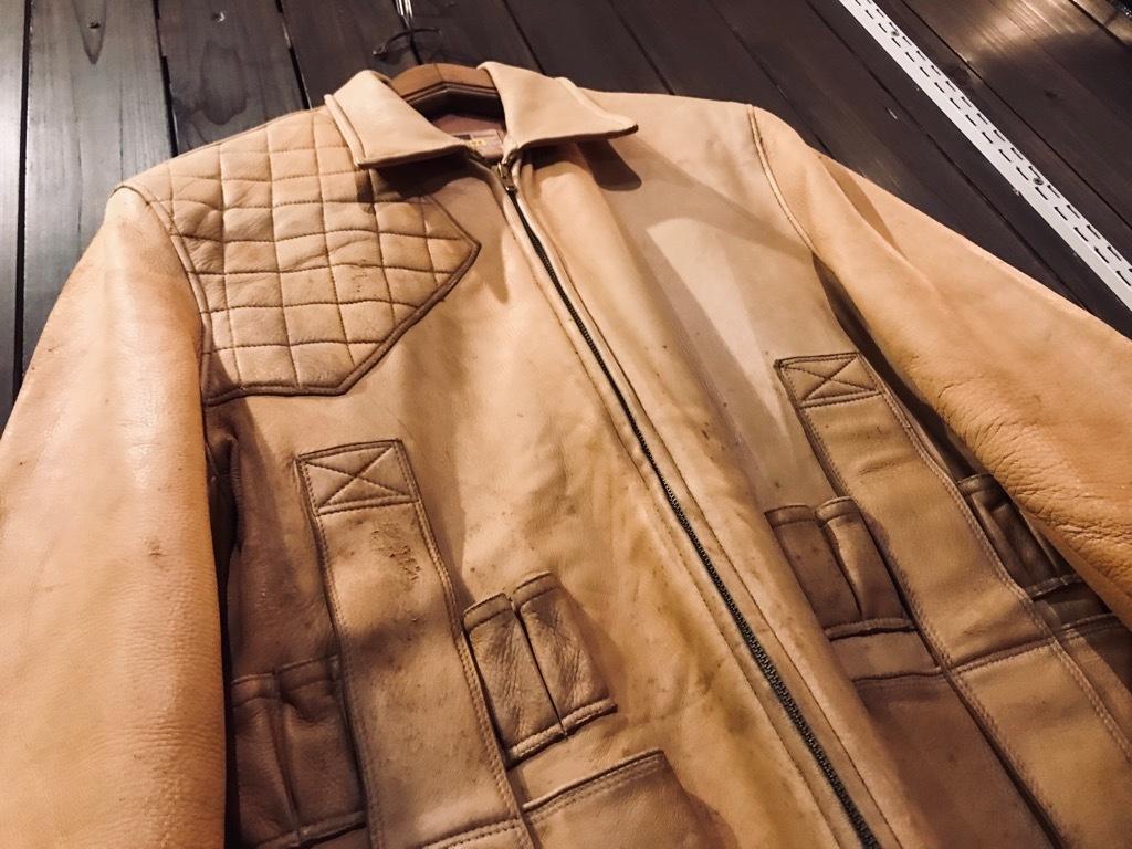 マグネッツ神戸店10/2(水)冬Vintage入荷! #8 Brown Leather Jacket!!!_c0078587_23011154.jpg