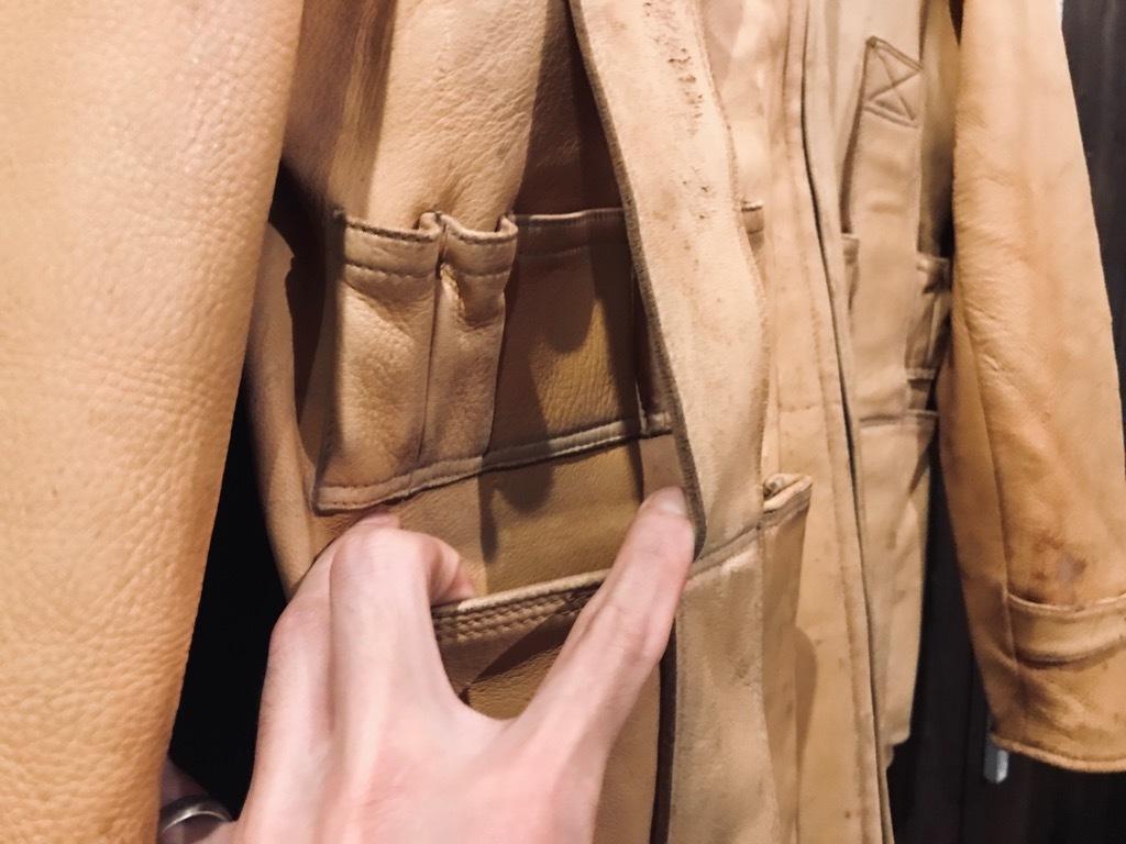 マグネッツ神戸店10/2(水)冬Vintage入荷! #8 Brown Leather Jacket!!!_c0078587_23014250.jpg