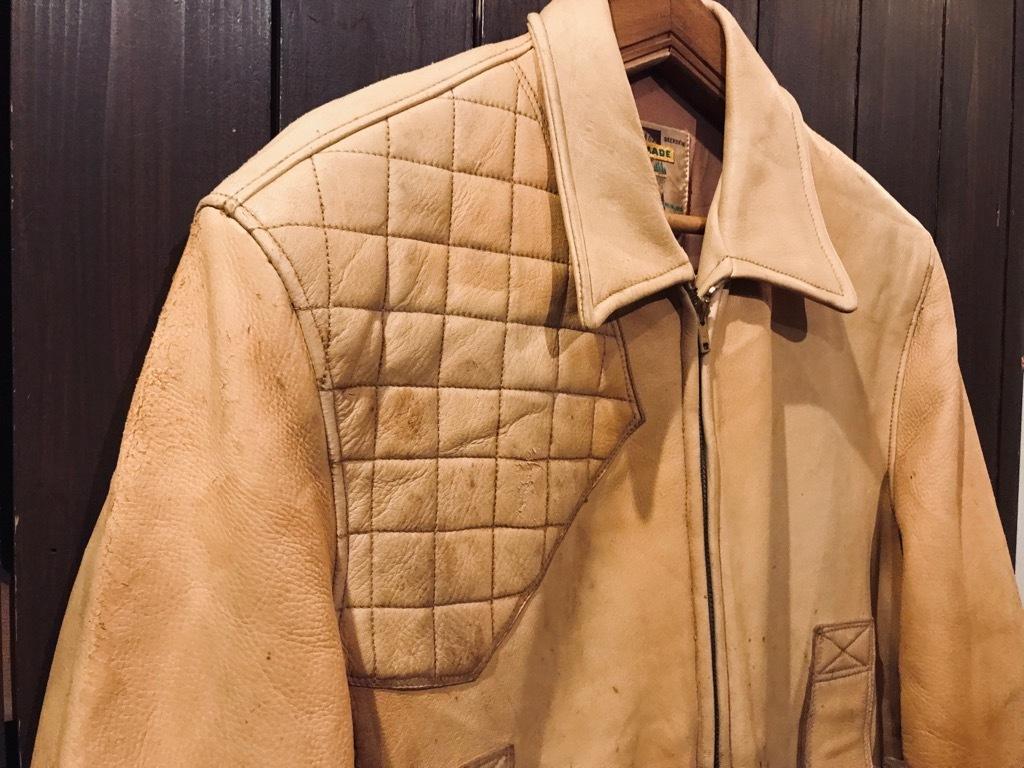 マグネッツ神戸店10/2(水)冬Vintage入荷! #8 Brown Leather Jacket!!!_c0078587_23014368.jpg