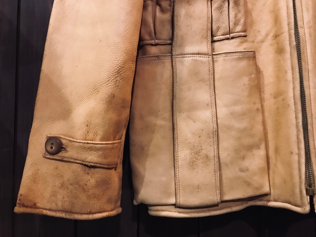 マグネッツ神戸店10/2(水)冬Vintage入荷! #8 Brown Leather Jacket!!!_c0078587_23023278.jpg