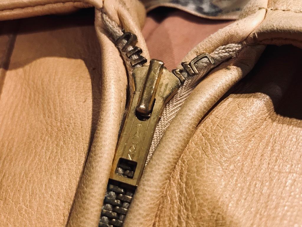 マグネッツ神戸店10/2(水)冬Vintage入荷! #8 Brown Leather Jacket!!!_c0078587_23023323.jpg