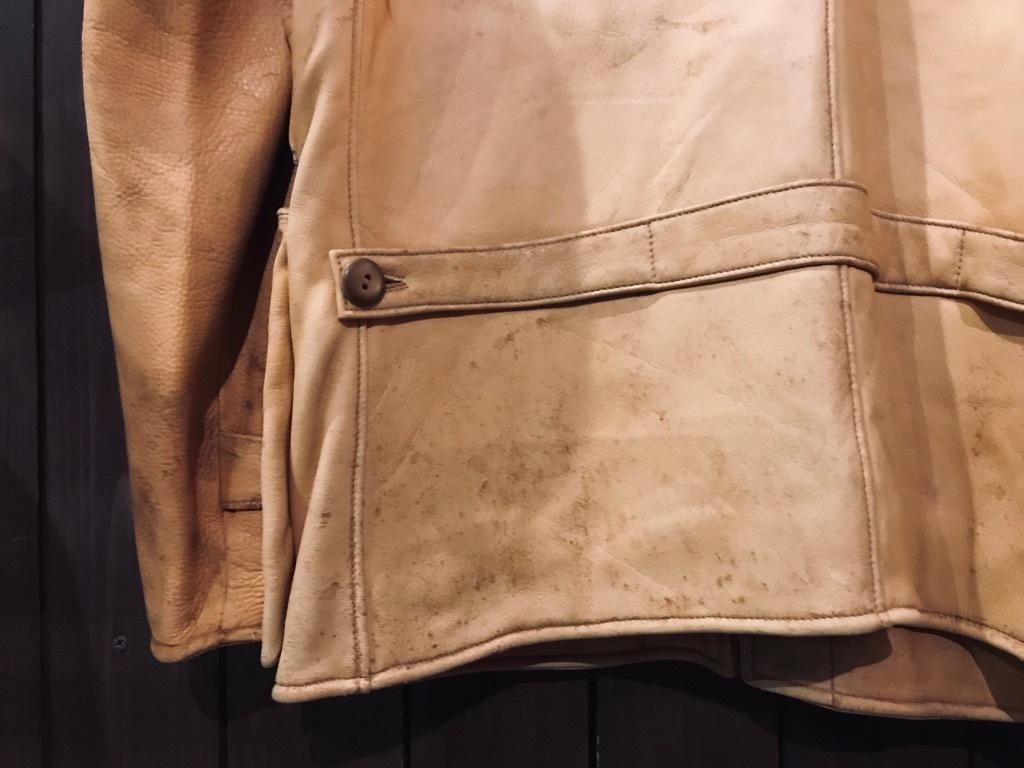 マグネッツ神戸店10/2(水)冬Vintage入荷! #8 Brown Leather Jacket!!!_c0078587_23023338.jpg