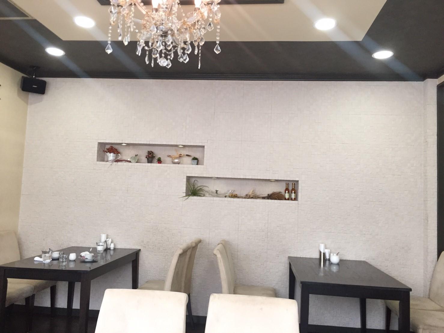 cafe & restaurant Andrews  日替わり  ジャンボ有頭海老フライ_e0115904_00362409.jpg