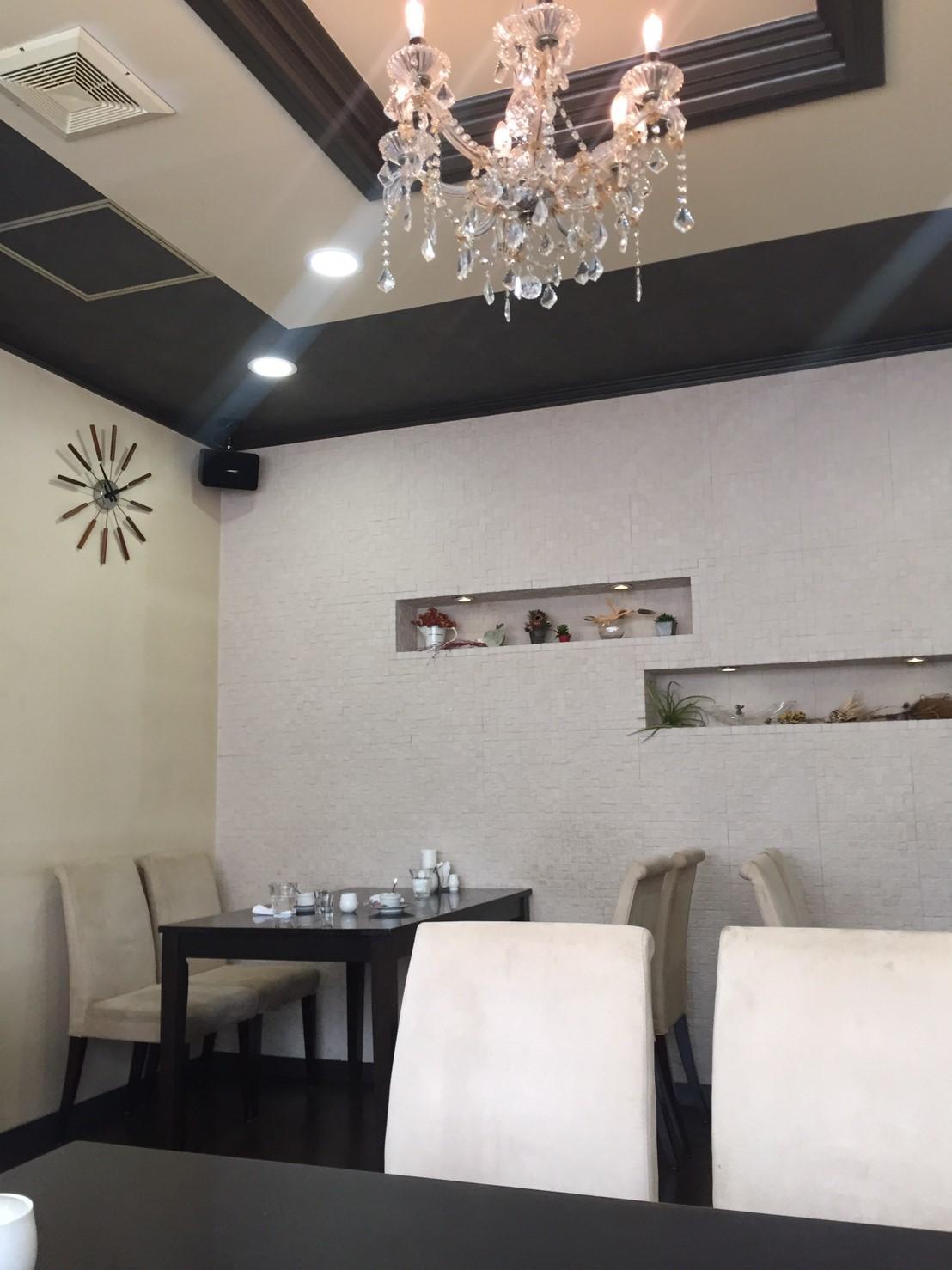 cafe & restaurant Andrews  日替わり  ジャンボ有頭海老フライ_e0115904_00362491.jpg