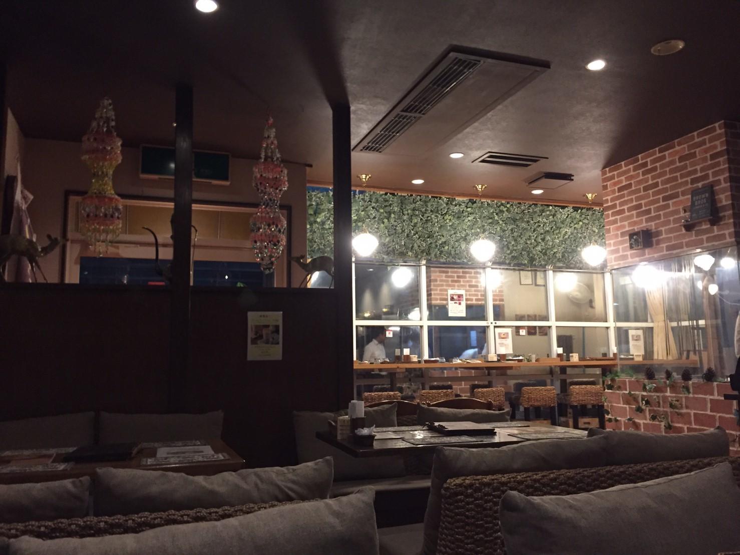 石窯ダイニング cumin  dinner_e0115904_09570188.jpg