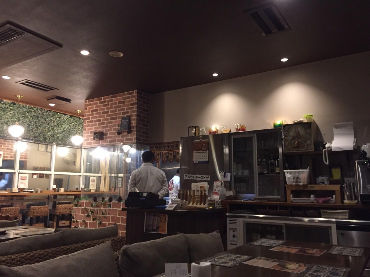 石窯ダイニング cumin  dinner_e0115904_09570211.jpg