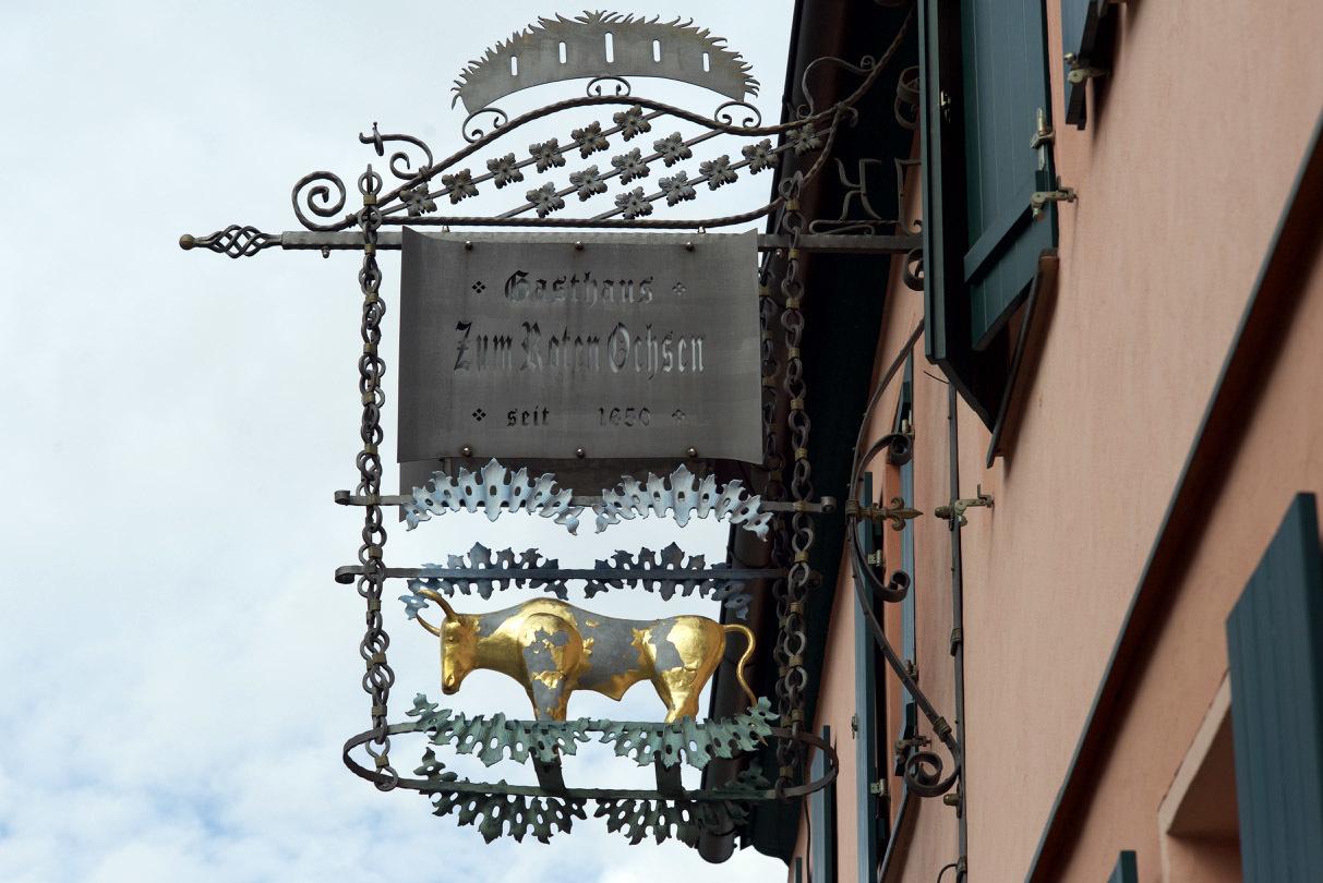 古い町並みの文字と看板(2)Herzogenaurach_e0175918_04250264.jpg