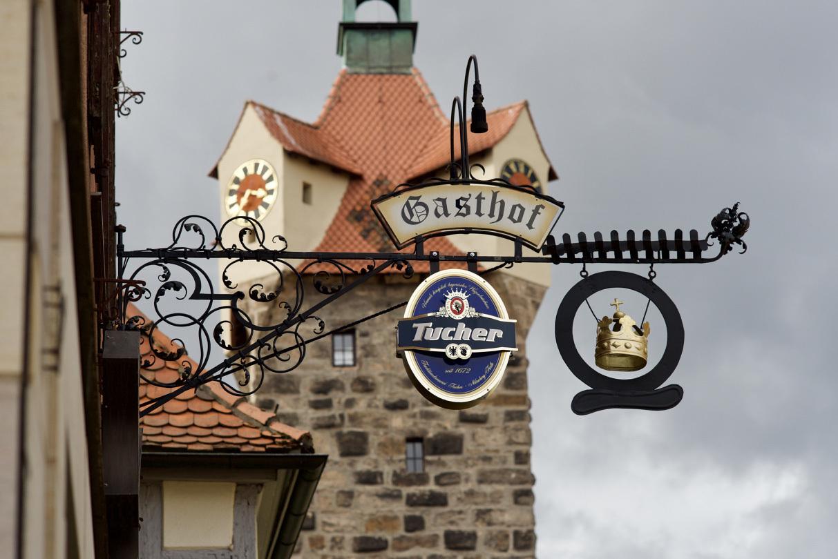 古い町並みの文字と看板(2)Herzogenaurach_e0175918_04544968.jpg