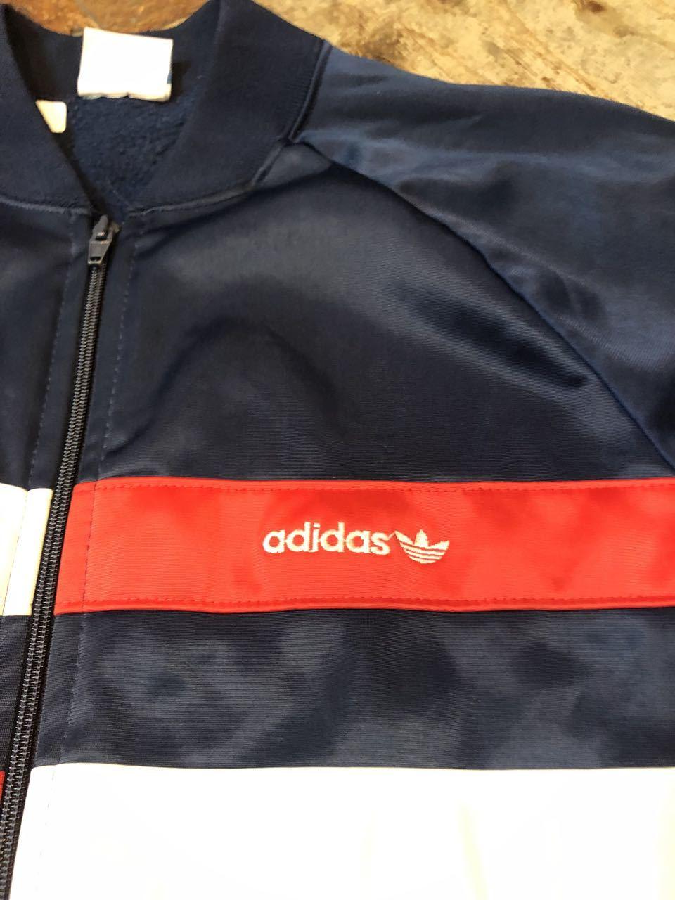10/1入荷! 80s adidas トリフォイル ジャージー_c0144020_13452158.jpg