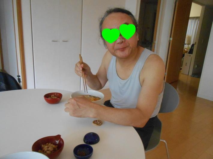 野菜のかき揚げ蕎麦とオーケーストア開店_a0095931_20425722.jpg