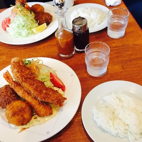 本当に美味しい「海老フライ」を求めて食べ歩き その2 _f0054260_16100323.jpg