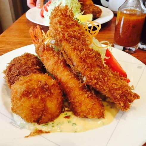 本当に美味しい「海老フライ」を求めて食べ歩き その2 _f0054260_16103837.jpg