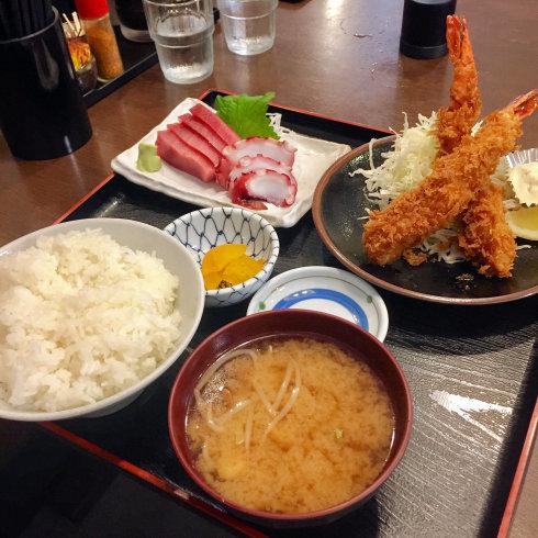本当に美味しい「海老フライ」を求めて食べ歩き その2 _f0054260_16123091.jpg