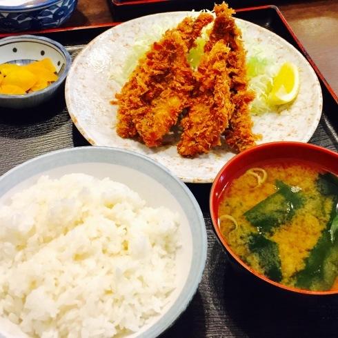 本当に美味しい「海老フライ」を求めて食べ歩き その2 _f0054260_16132958.jpg