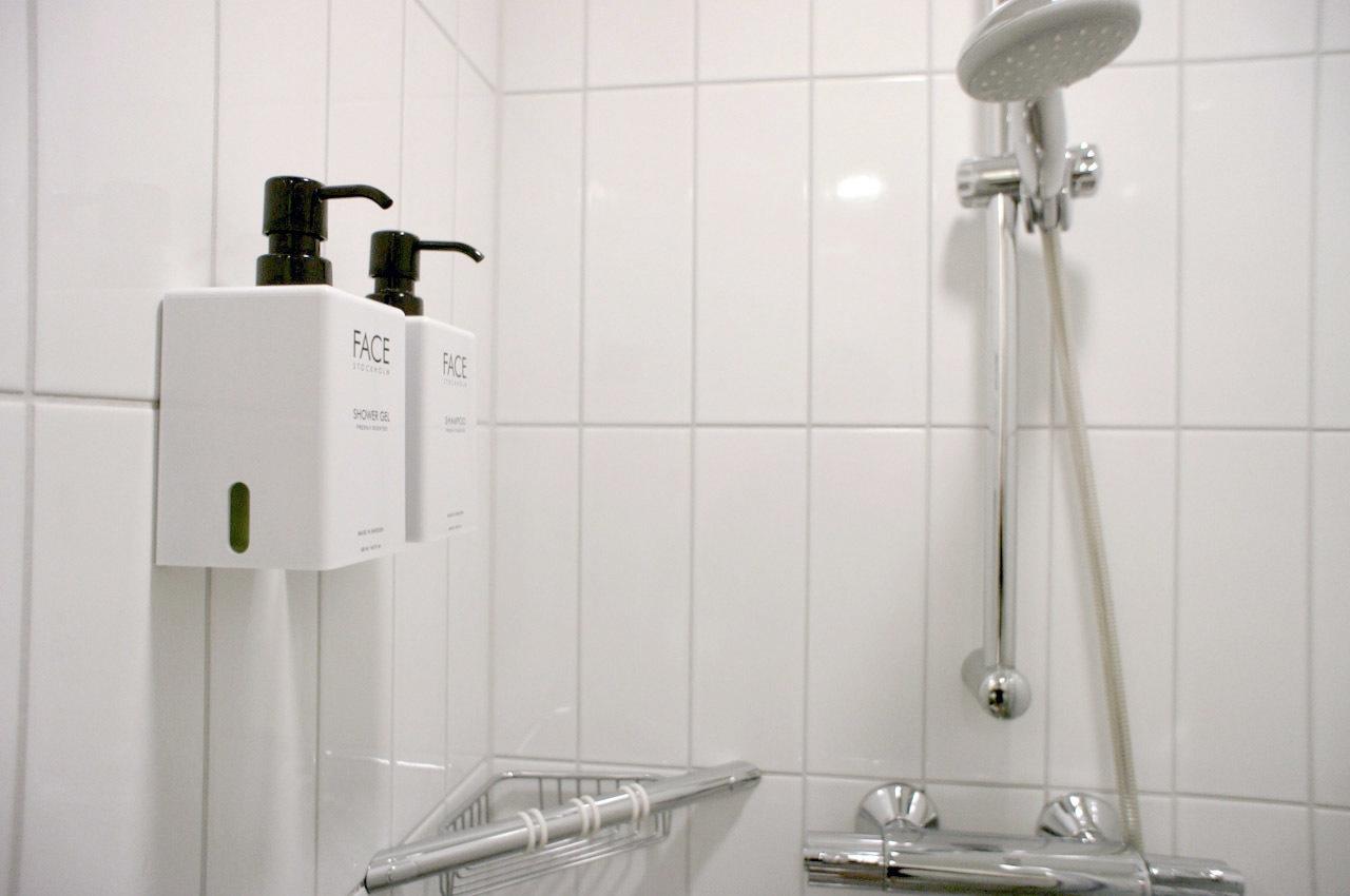 スエーデン製シャンプーが Futura_f0144064_18080979.jpg