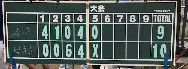 米百俵大会 結果です!vs新組ホワイトソックスさん_b0095176_14351572.jpeg
