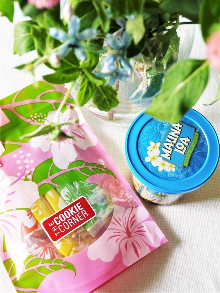 レフア蜂蜜と白いイングリッシュローズ_a0147281_16584105.jpg