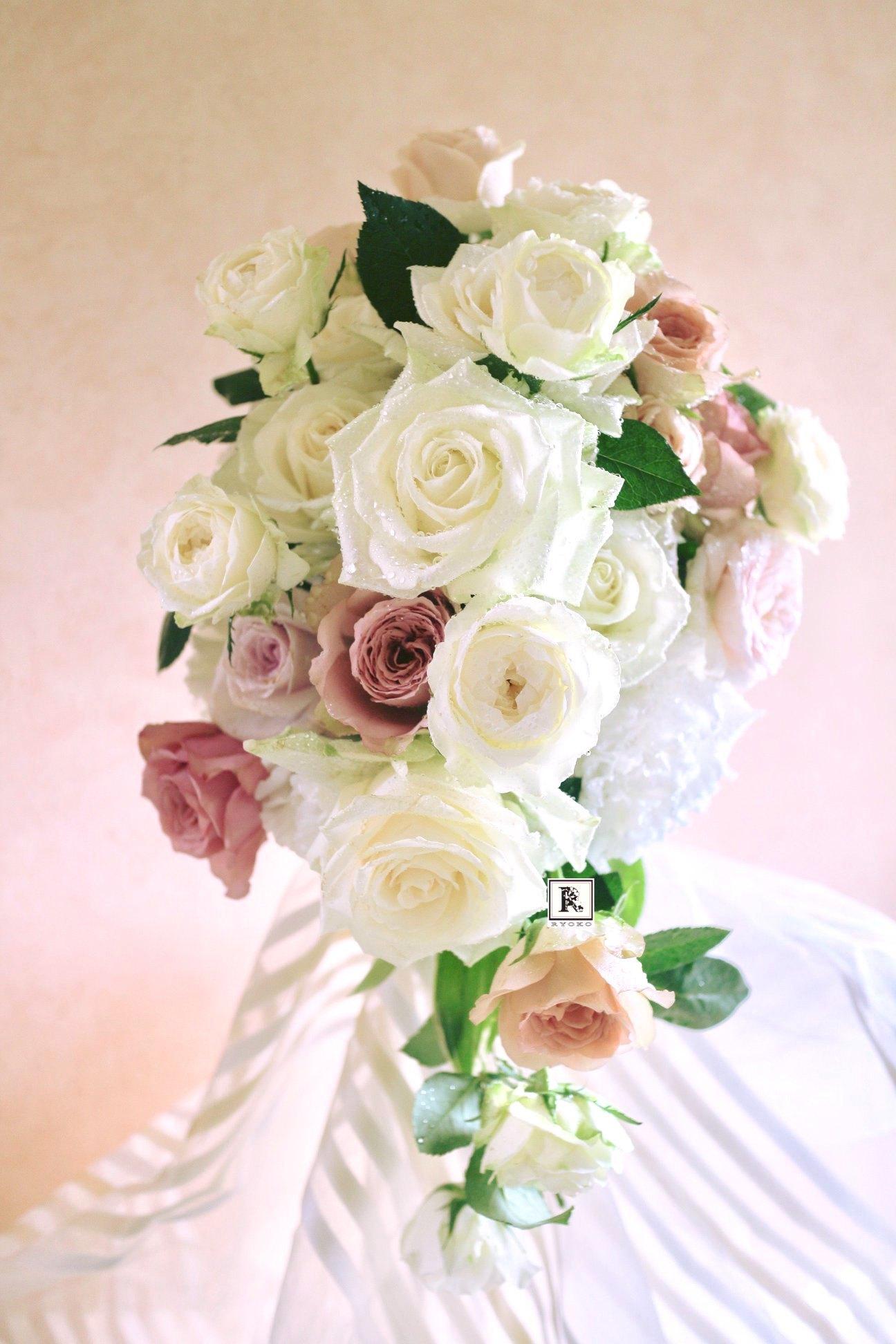 アンティークカラー Roses Bouquet_c0128489_23211340.jpg