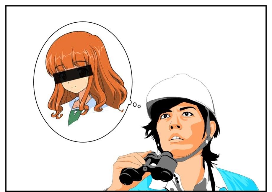 【漫画で雑記】AQUA SHOOTERS!(アクアシューターズ)03弾_f0205396_09283843.jpg