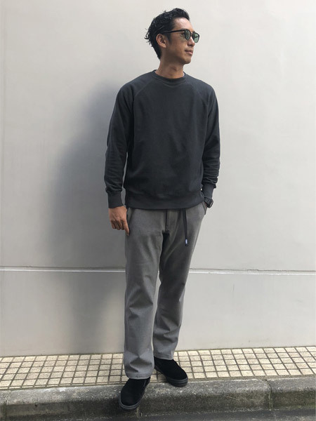 【DELIVERY】 STANDARD CALIFORNIA - Thermolite Stretch Work Pants_a0076701_15584888.jpg