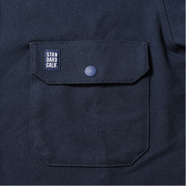 【DELIVERY】 STANDARD CALIFORNIA - Thermolite Stretch Work Shirt_a0076701_16095867.jpg