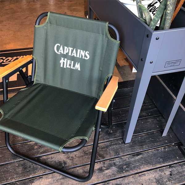 【DELIVERY】 CAPTAINS HELM- #CAMP CHAIR_a0076701_16161615.jpg