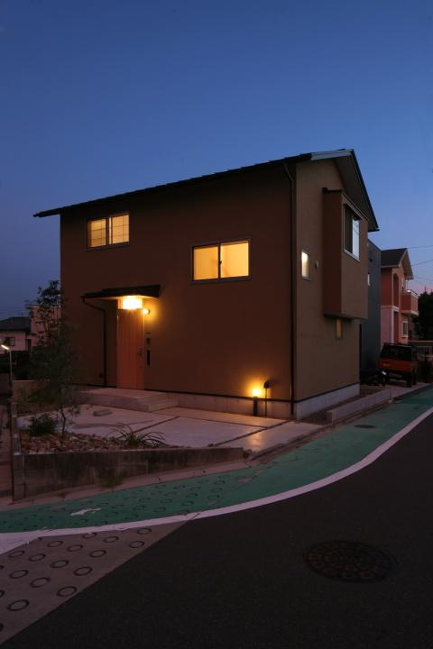 「薬師山の家」竣工写真_b0179213_18141380.jpg
