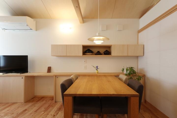 「薬師山の家」竣工写真_b0179213_18154067.jpg