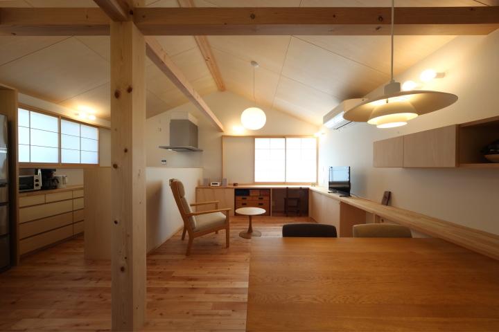 「薬師山の家」竣工写真_b0179213_18155215.jpg