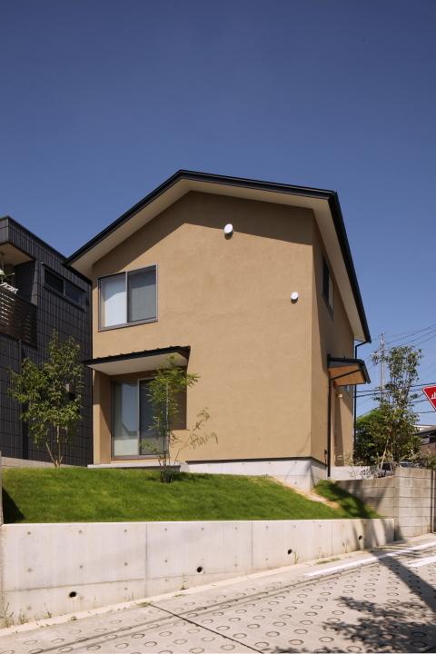 「薬師山の家」竣工写真_b0179213_18175469.jpg