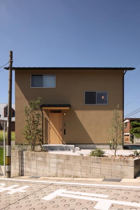 「薬師山の家」竣工写真_b0179213_18175945.jpg