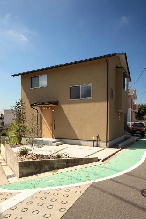 「薬師山の家」竣工写真_b0179213_18180462.jpg