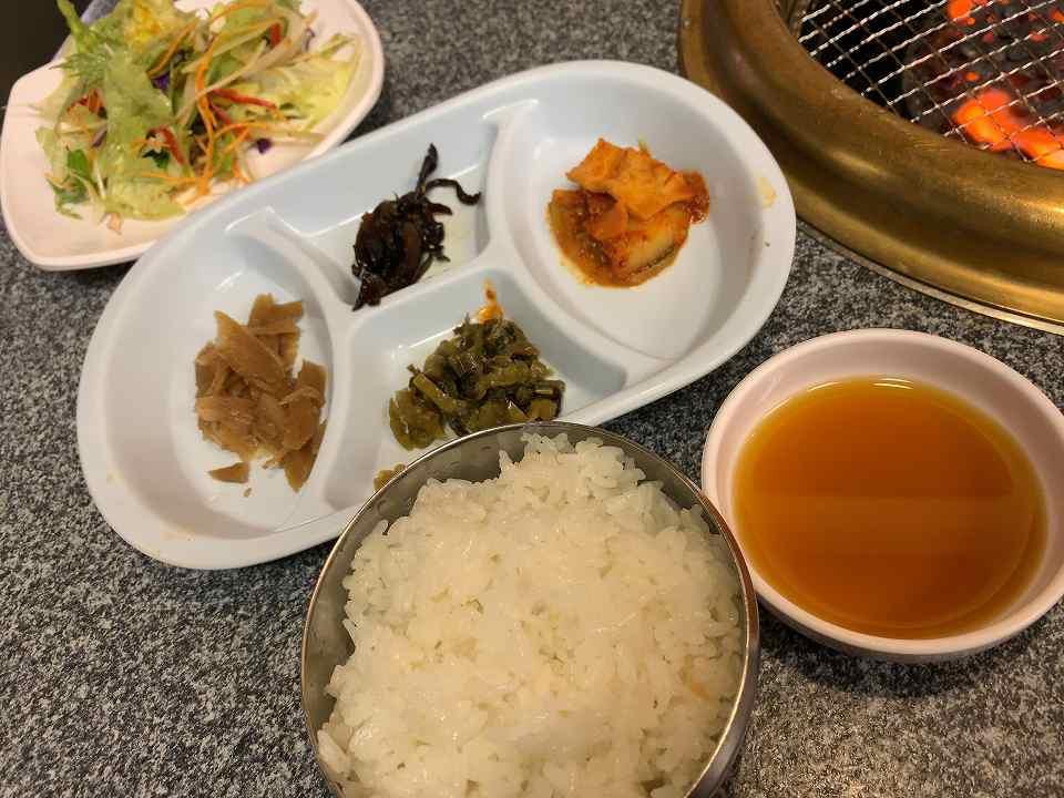 天神橋筋六丁目の韓国料理「玉一」_e0173645_06505817.jpg