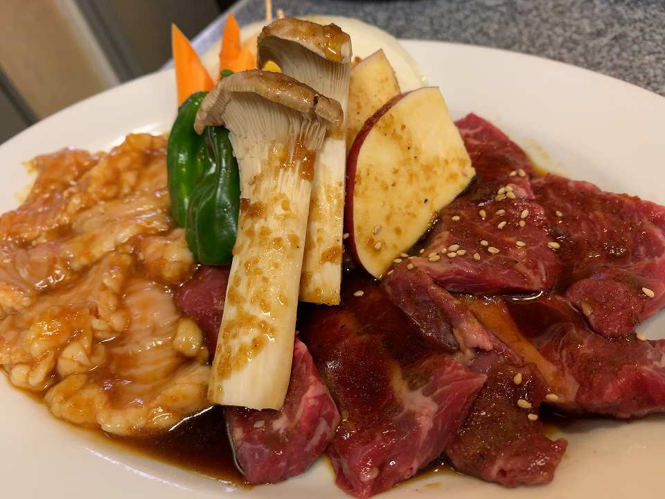 天神橋筋六丁目の韓国料理「玉一」_e0173645_06512213.jpg