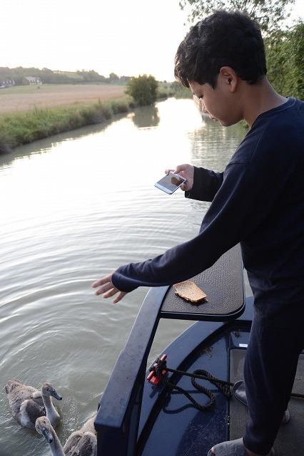 家族でグランドユニオン運河へ 4日目 最終日_c0027849_09152162.jpg