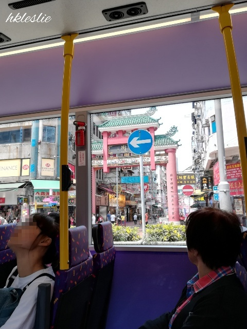 過海隧道巴士110號@筲箕灣廣場→炮台街_b0248150_10580408.jpg