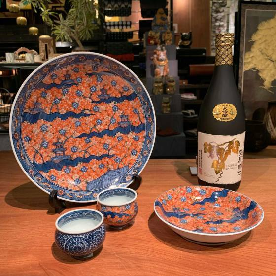 土直漆器 × 源右衛門窯 / くるむ_b0289777_08485858.jpg