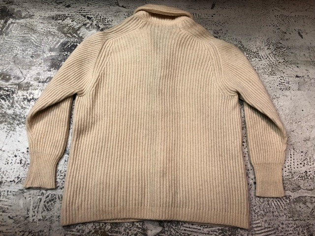 10月5日(土)大阪店、冬物スーペリア入荷!!#3 Fisherman Knit編! Shawl Cardigan & Zip Cardigan!!_c0078587_14191580.jpg